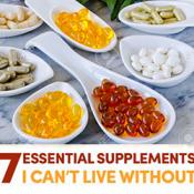 Eight Essential Supplements