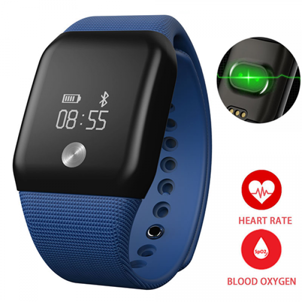 Blood & Oxygen Monitor