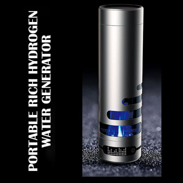 Portable Hydrogen Water