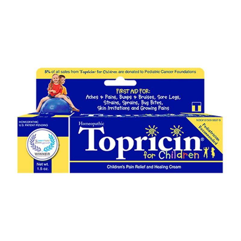 Topricin for Children