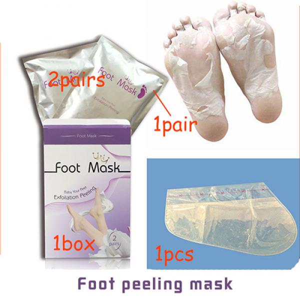 Natural Baby Foot Mask
